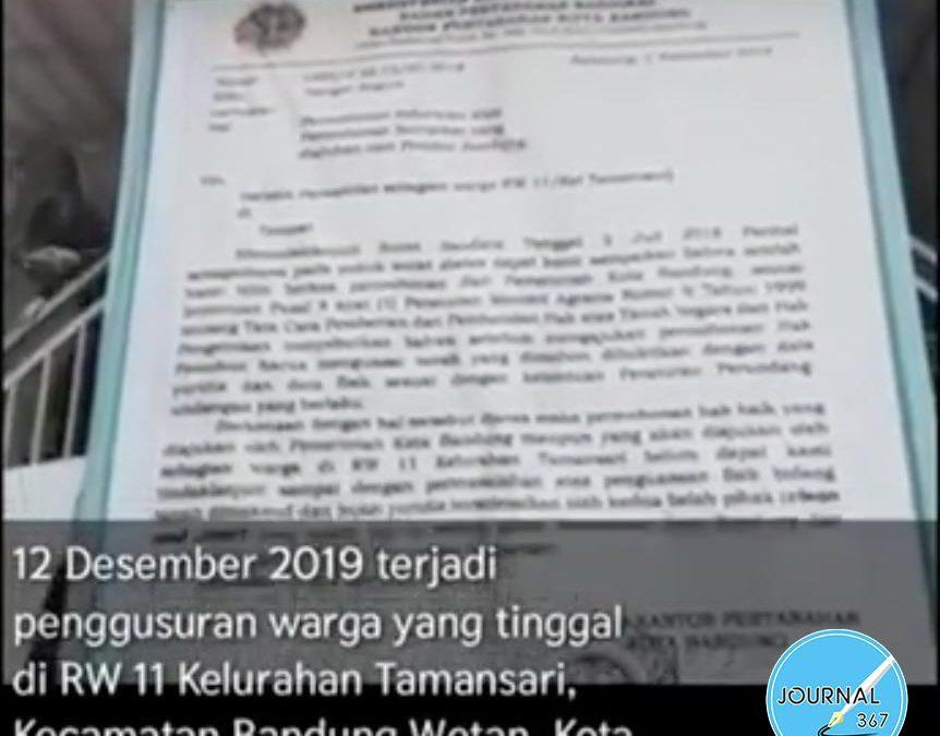 Jauh Panggang Dari Api Kota Peduli HAM Bandung