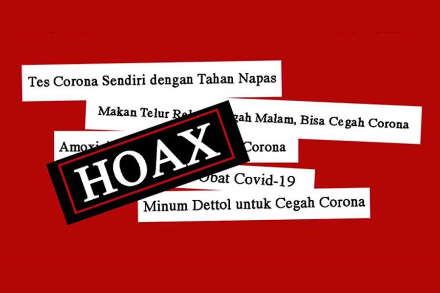 Disrupsi Teknologi dan Kegawatdaruratan Hoax di Masa Pandemi