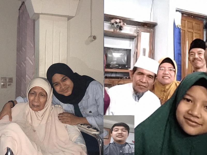 Cucu Tak Pulang, Nenek-Kakek Kesepian